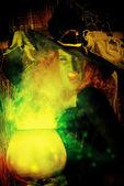 巫术 — 图库照片
