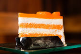Orange Cake. — Foto de Stock