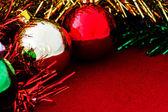 Kerstmis thema achtergrond — Stockfoto