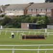 Stock Photo: Racecourse