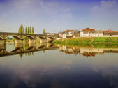 River loire — Stock Photo