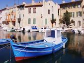 Martigues — Stock Photo