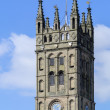 St Marys church in Warwick. - Stock Photo