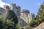 Warwick castle — Stock Photo