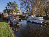 Stourport — Stock Photo