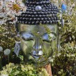 Stock Photo: Head of Buddha