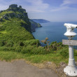 Valley of the rocks — Stock Photo