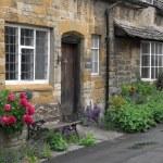 English old house. Eterior — Stock Photo