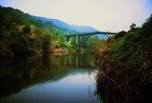 ironbridge shropshire england uk — Stock Photo