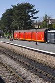 Kolej parowa dziedzictwa gloucestershire i warwickshire — Zdjęcie stockowe