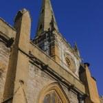 Parish church — Stock Photo #27569767