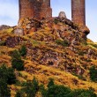 ruined castle — Stock Photo