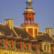 Old town lille — Stock Photo