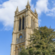 Broadway parish church in the coyswolds, Worcestershire, Midlands, england, uk. — Stock Photo #27589867
