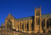 Cathedral Saint-Etienne de Metz - Lorraine, France — Stock Photo