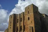 Kenilworth castle warwickshire the midlands england uk — Stock Photo