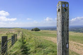 South downs — Stock Photo