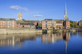 Worcester — Stock Photo