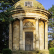 Stone pavillon in park — Stock Photo #47023061