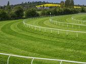 Racecourse Stratford upon Avon — Stock Photo
