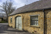 Old house in chipping norton — Stock Photo
