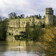 Medieval English Arundel Castle — Stock Photo #47053657