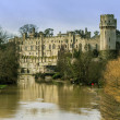 Medieval English Arundel Castle — Stock Photo #47053713