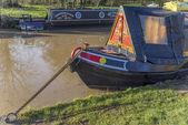 Birmingham Kanal — Stockfoto