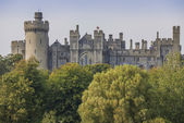 Medieval English Arundel Castle — Stock Photo