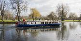 Birmingham canal — Stock Photo