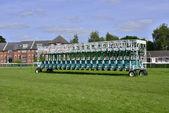 Racecourse at stratford upon avon — Stock Photo