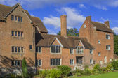 Stately home packwood house warwickshire midlands — Stock Photo