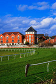 Racecourse Stratford upon Avon — Stock Photo