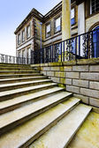 Mansion in Stately home — Stock Photo