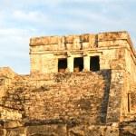 Pyramid El Castillo or The Castle in Mexico — Stock Photo #15382631