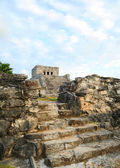 Starożytna świątynia majów — Zdjęcie stockowe