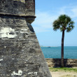 Castillo de San Marcos fort — Stock Photo