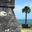 Castillo de San Marcos fort — Stock Photo #29483353