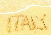Italian vacation — Stock Photo