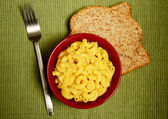Macaroni and cheese — Foto Stock