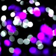 Purple and pink abstract lights — Stock Photo