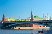 El kremlin, moscú — Foto de Stock