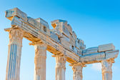 Upper part of the Temple of Apollo in Side, Turkey — Stock Photo