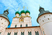 View of the famous Kremlin in Rostov — Stock Photo