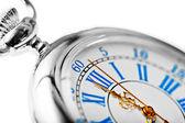Figurão bolso relógio de pêndulo — Fotografia Stock