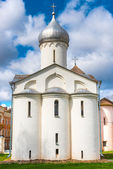 Procopius church in Veliky Novgorod, Russia — Stock Photo