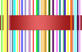 Festive background with space for text. Each element is grouped individually. — Stock Photo