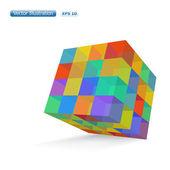 Graphic design element — Stock Vector