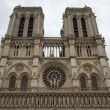 Stock Photo: Church Notre Dame de Paris