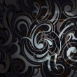 Vector de stock : Artistic ornament background